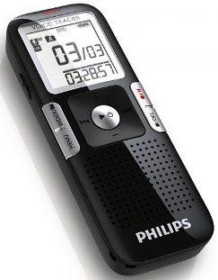 Руководство пользователя цифровое записывающее устройство (диктофон) Philips LFH0655.