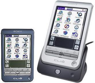 Руководство пользователя КПК Sony Clie PEG-425/PEG625C.