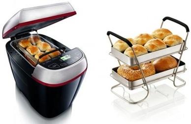 Руководство пользователя хлебопечка Philips HD9040.