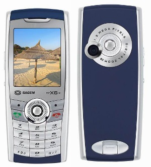 Инструкция пользователя мобильного телефона Sagem myX6-2.
