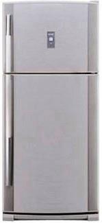 Домашний холодильник с морозильной камерой Sharp SJ-38M/SJ-42M инструкция по эксплуатации.