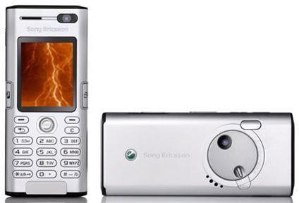 Инструкция для пользователя телефона Sony Ericsson K600i.