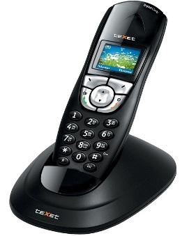 Руководство по эксплуатации радиотелефон Texet TX-D7300.