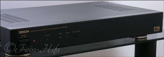 Мануал на русском языке декодер окружающего звука DTS Denon AVD-1000