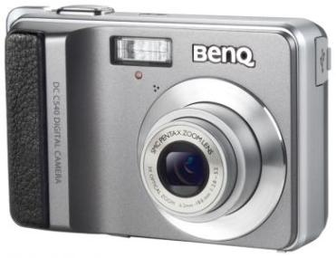 Руководство пользователя фотоаппарат Benq DC C540/Benq DC С740.