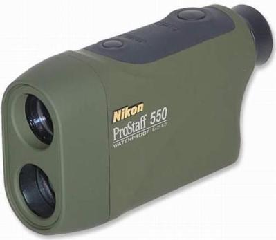 Инструкция по эксплуатации лазерный дальномер Nikon Laser-550.