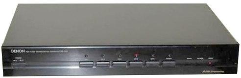 Инструкция по эксплуатации цифро-аналоговый преобразователь Denon DA-500