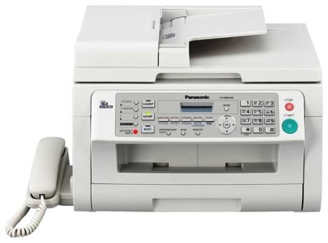 Инструкция по эксплуатации многофункциональное устройство Panasonic серии KX-MB.