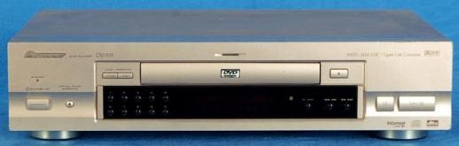 Инструкция по эксплуатации проигрыватель DVD Pioneer DV-515