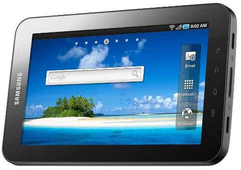 Руководство пользователя телефон Samsung GT-P1000 Galaxy Tab.