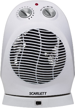 Инструкция пользователя тепловентилятор Scarlett SC-157.
