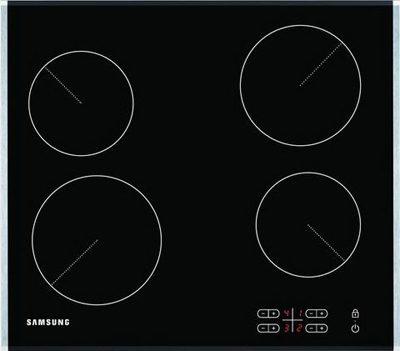 Инструкция по установке и эксплуатации стеклокерамическая варочная панель Samsung C61RAASTR/C61RABALR/ C61RACNR/C61RADSTR.